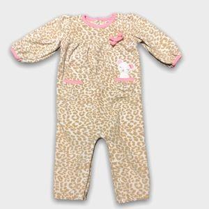 4/$20🥳 Mouse Print Fleece Sleeper